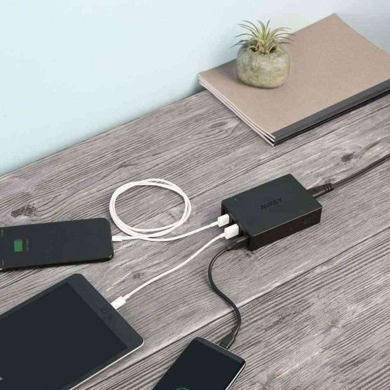 Aukey PA-T11 6 Port  Charger wall charger