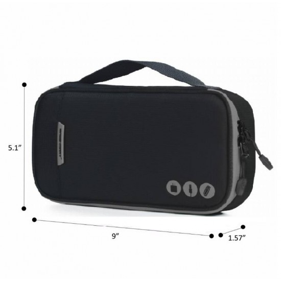 Bagsmart Electronics Accessories Travel Storage Bag
