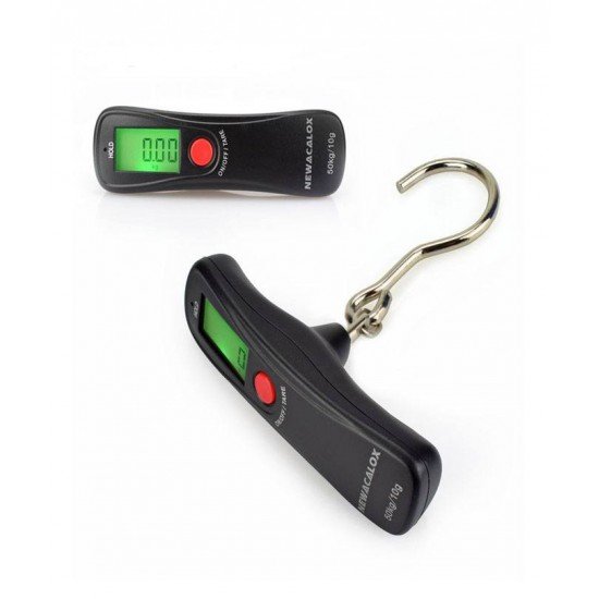 50kg x 10g Mini Portable Electronic Weight Scale - Hanging Hook